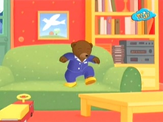 Приключения бурого медвежонка - 22.Бурый медвежонок дурачится