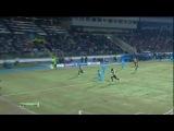 UEFA Champions League 2011/12 Зенит : Бенфика 3-2 Супер гол Семака пяткой