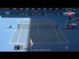 Australian Open 2012 / День 11 / Полуфинал / Мария Шарапова - Петра Квитова 2